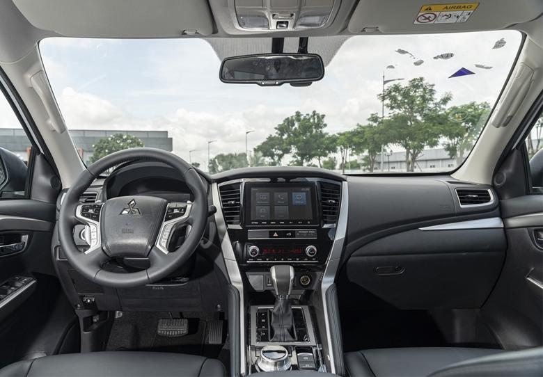 Mitsubishi Pajero Sport 2021: Giá lăn bánh và khuyến mãi tháng 07 - 2021