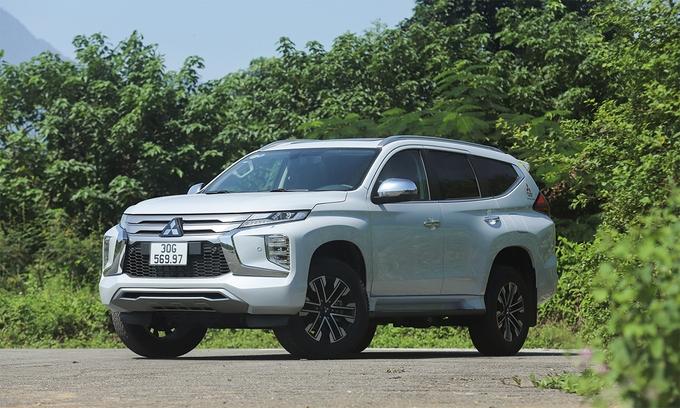 Những yếu tố đáng tiền khi mua Mitsubishi Pajero Sport 2021