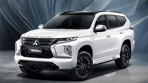 Mitsubishi Pajero 2021 có gì nổi bật.