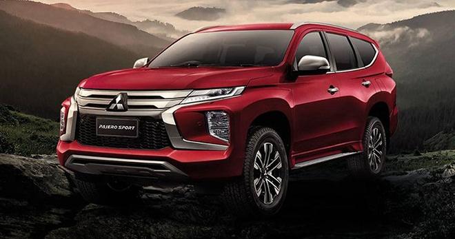 Mitsubishi Pajero Sport 2021 Passion Red Edition